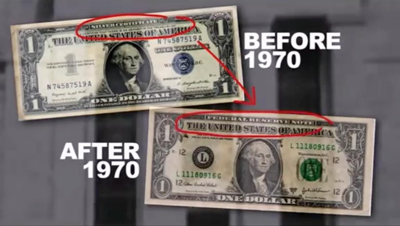 Dollar fake