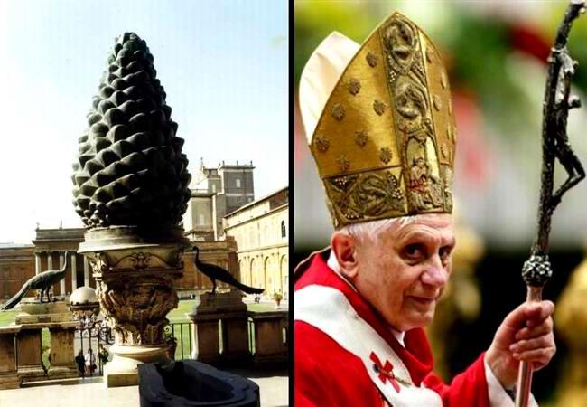 Vaticano-Pigna
