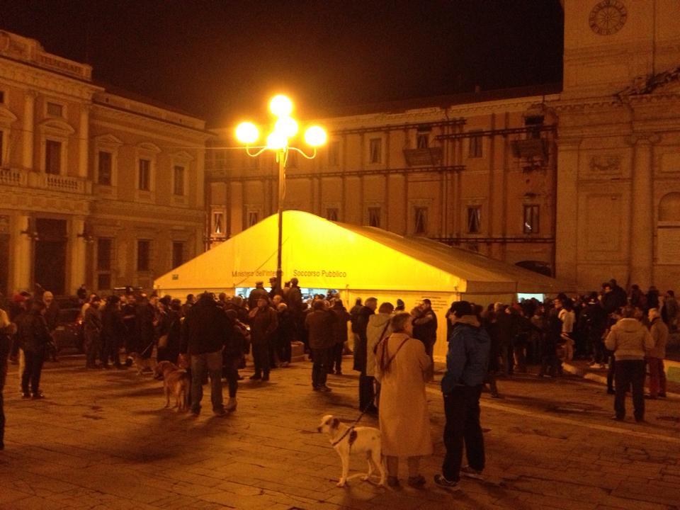 Piazza Duomo AQ 11-1-14