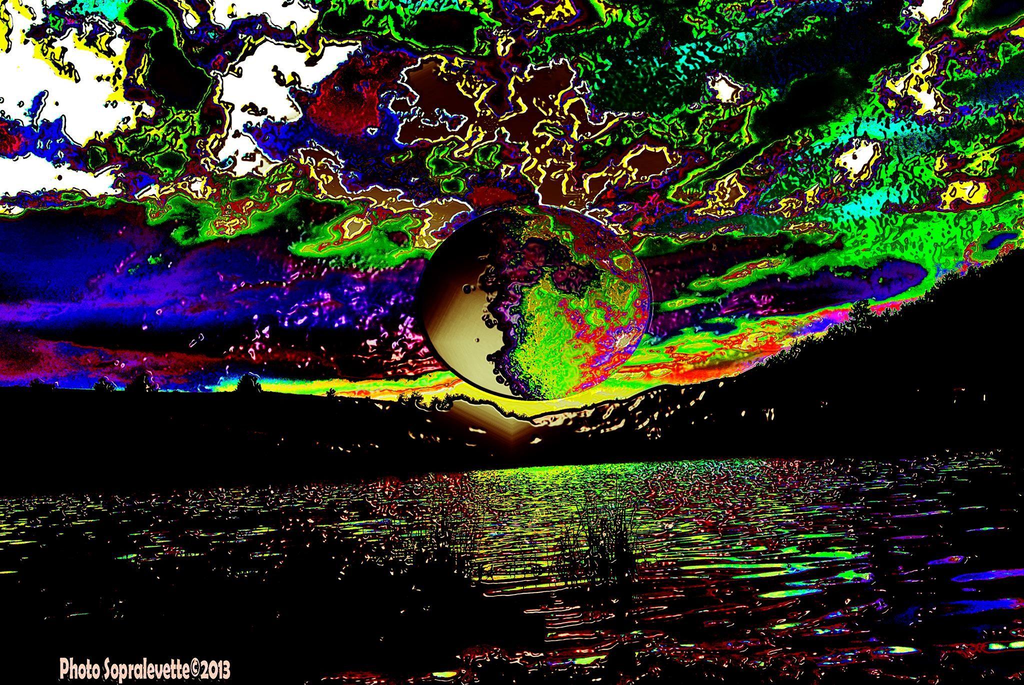 SOpralevette fractal land