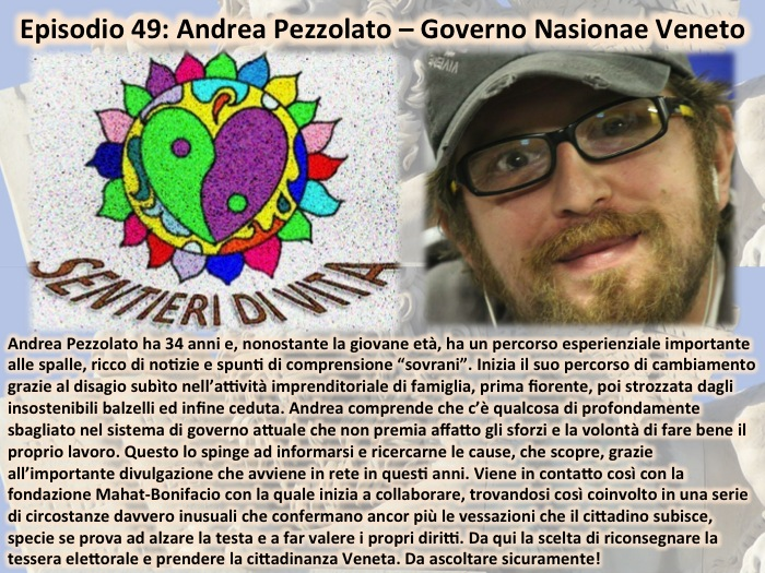 PDC049 Andrea Pezzolato - Governo Nasionae Veneto