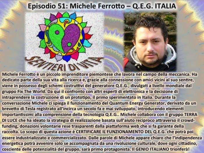 PDC051 Michele Ferrotto - Q.E.G. Italia