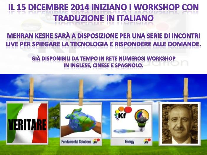 SLide Workshop Ita