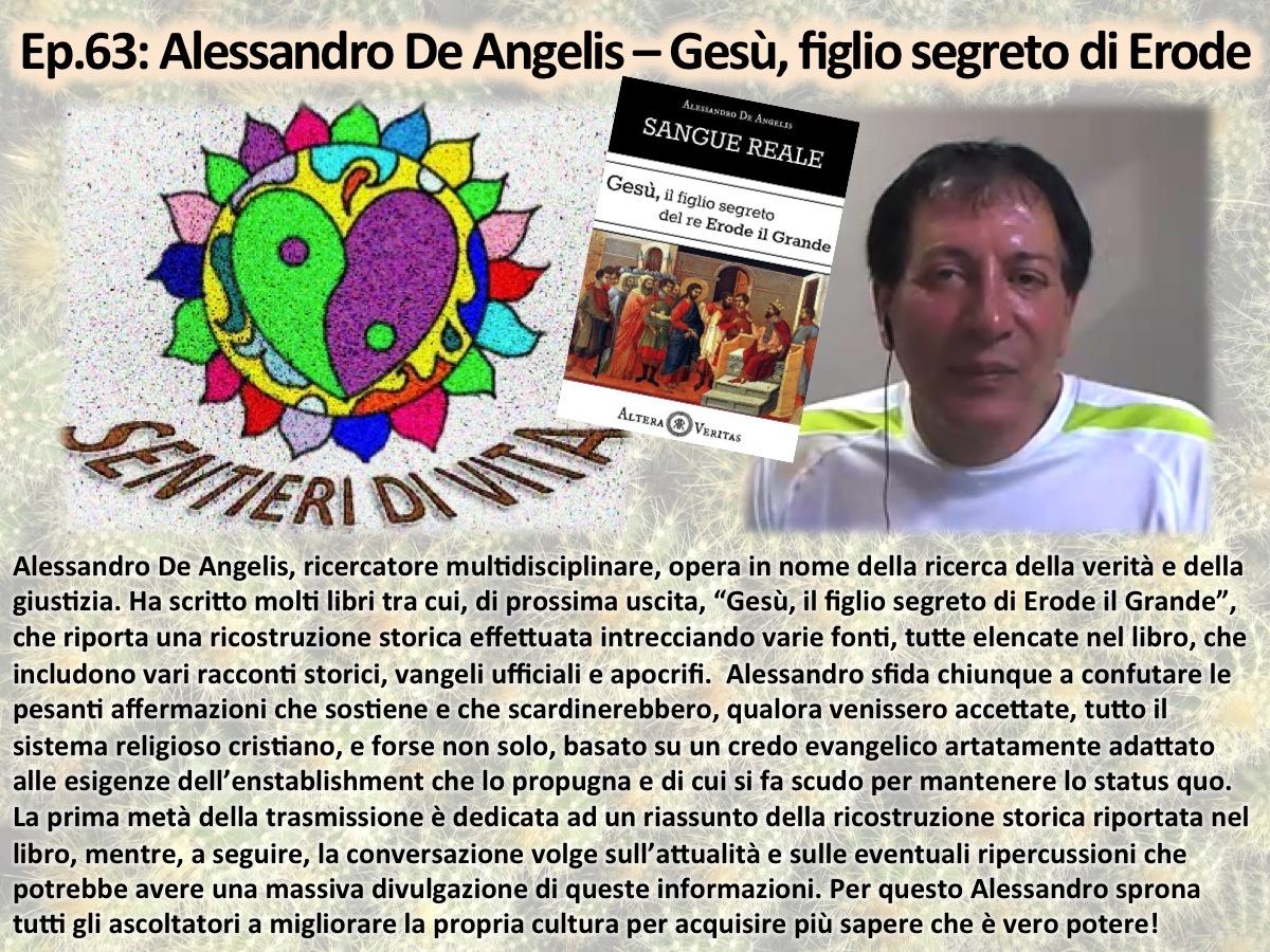 PDC063 Alessandro De Angelis
