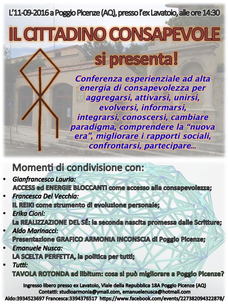 Loc RES IL CITTADINO CONSAPEVOLE 11-09-2016