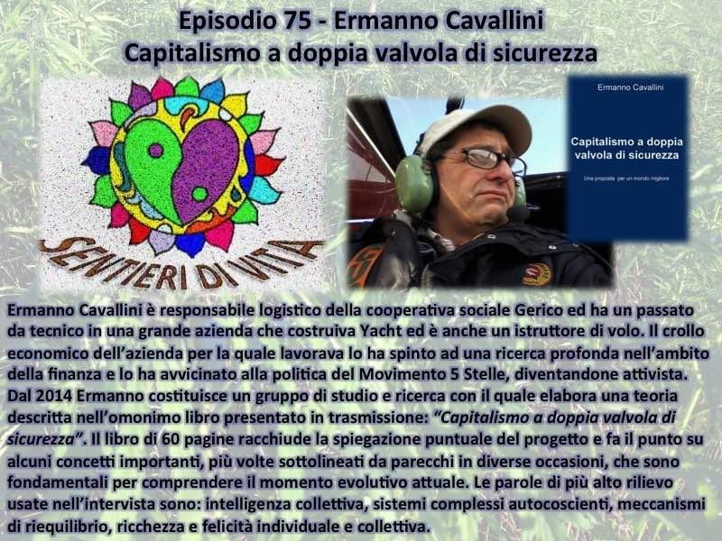 PDC075 Ermanno Cavallini - Capitalismo a doppia valvola di sicurezza RES